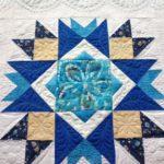 Trabalho Patchwork da Minha Aluna Maria Teresa
